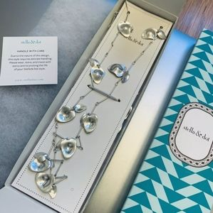 Stella and Dot Esmee Stations Necklace